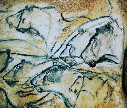 En la cueva de Chauvet en Francia han aparecido representaciones rupestres de los leones de las cavernas, lo que demuestra que los humanos del Paleolítico conocían bien la anatomía de estos carnívoros. / Wikipedia
