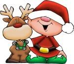 reindeer-and-elf