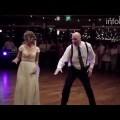 El baile en una boda entre la novia y su padre que revoluciona a las redes