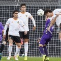 05-11-2016, VCF Mestalla v Sabadell en Ciudad Deportiva VCF Paterna, Valencia.