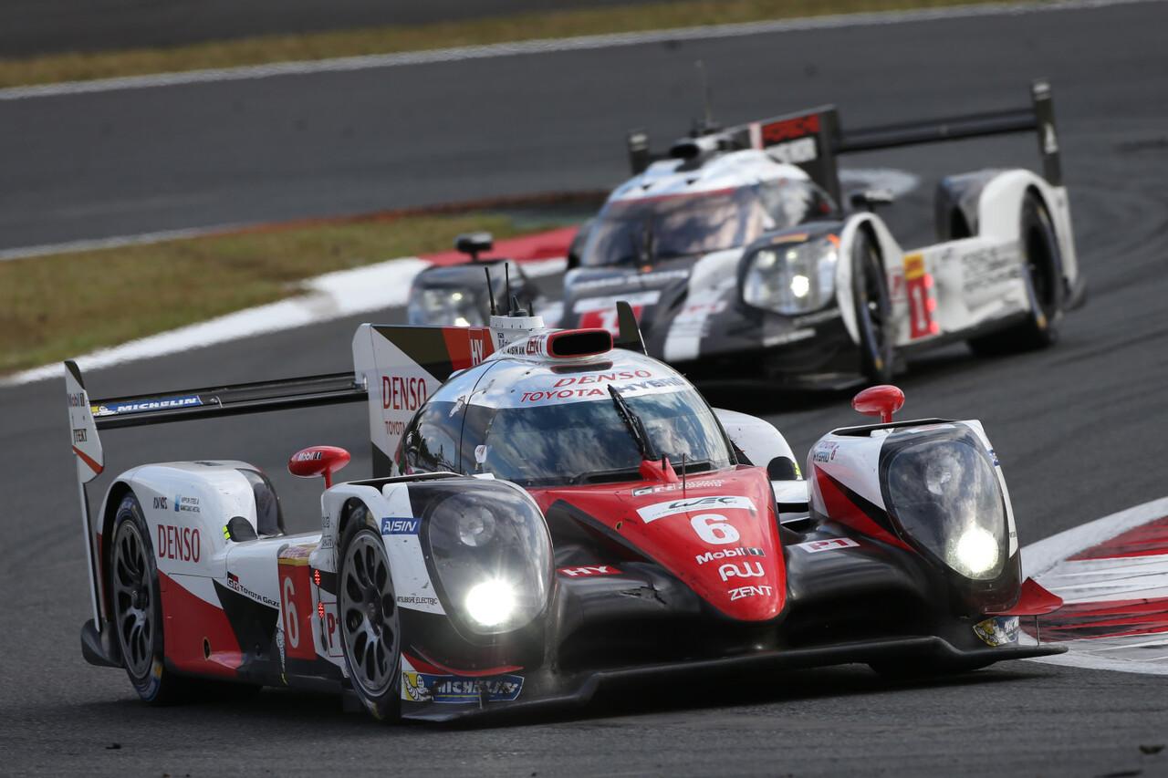 Toyota Racing TS050 World Endurance Championship. 6 Hours of Fuji Fuji Speedway, Japan 13th-16th October 2016