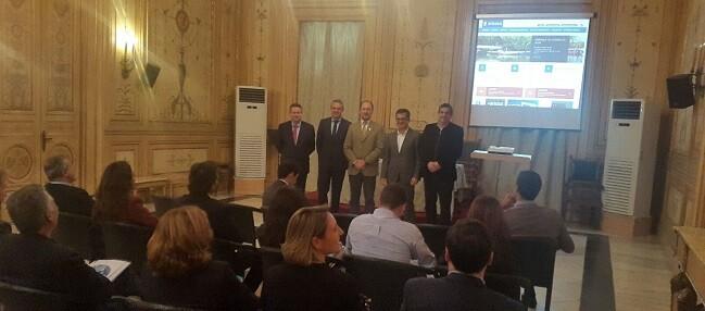 al-acto-asistieron-el-alcalde-del-municipio-emilio-bascunana-el-concejal-de-servicios-miguel-angel-fernandez-y-francisco-saez-concejal-de-infraestructuras-y-diputado-del-ciclo-hidrico
