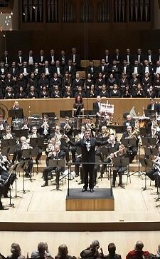 CONCIERTO NAVIDAD BANDA MUNICIPAL VALENCIA
