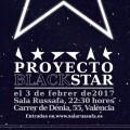 'Proyecto Blackstar' lleva al directo el último disco de David Bowie de la mano de destacados músicos de la escena independiente a la Sala Russafa.