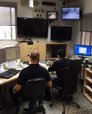 Actual Centro de Comunicaciones de Bomberos. - copia