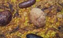 Arroz de San Blai y arroz (San Blas)arroceria la plaza (104)