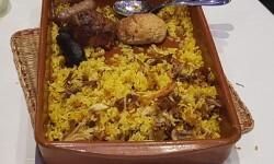 Arroz de San Blai y arroz (San Blas)arroceria la plaza (110)