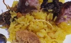 Arroz de San Blai y arroz (San Blas)arroceria la plaza (114)
