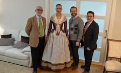 Así vestía Raquel Alario, FMV 2017 Gremio Artesano de Sastres y Modistas CV (13)