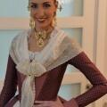 Así vestía Raquel Alario, FMV 2017 Gremio Artesano de Sastres y Modistas CV (15)