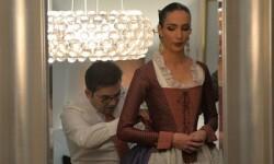 Así vestía Raquel Alario, FMV 2017 Gremio Artesano de Sastres y Modistas CV (4)
