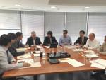 Boira y Font denuncian nuevos retrasos en el Corredor Mediterráneo
