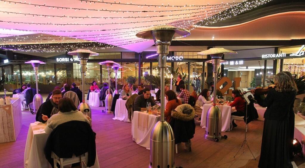 Bonaire ofreció el pasado jueves, una nueva cena romántica (1)