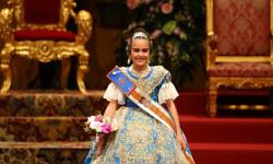 Clara Mª Parejo, Fallera Mayor Infantil de Valencia 2017 (1)