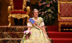 Clara Mª Parejo, Fallera Mayor Infantil de Valencia 2017 (2)