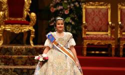Clara Mª Parejo, Fallera Mayor Infantil de Valencia 2017 (4)
