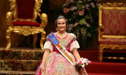 Clara Mª Parejo, Fallera Mayor Infantil de Valencia 2017 (7)