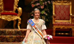 Clara Mª Parejo, Fallera Mayor Infantil de Valencia 2017 (9)