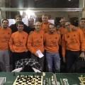 Club Ajedrez Laboratorio SyS-Paterna Campeón Autonómico Blitz.