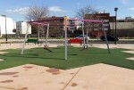 Cuatro barrios de Valencia cuentan ya con nuevas instalaciones deportivas elementales.