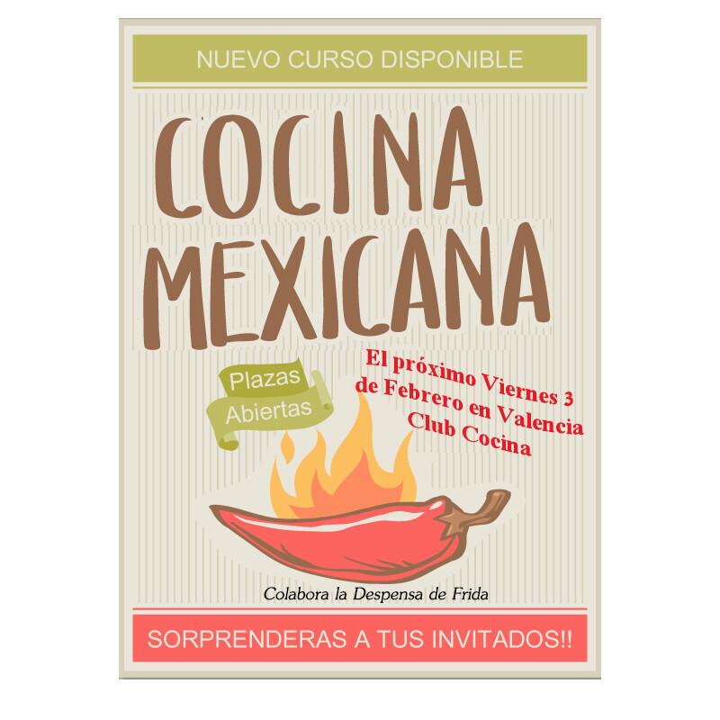 Curso Cocina Mexicana Valencia Club Cocina (21)