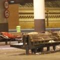 El Ayuntamiento garantiza alojamiento a todas las personas sin techo a través del dispositivo especial 'Operación Frío'.