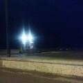El Ayuntamiento inicia los trabajos de limpieza en las playas del norte de la ciudad.