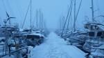 El Centro de Coordinación de Emergencias establece emergencia por nevadas situación 0 en las comarcas de La Safor, La Costera, La Vall d'Albaida, La Marina Alta y L'Alcoià