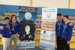 El Esgrima Marítim consigue cuatro preseas en los Jocs Esportius de la Comunitat Valenciana.