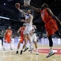 El Madrid se impone al Valencia Basket por 85-71.