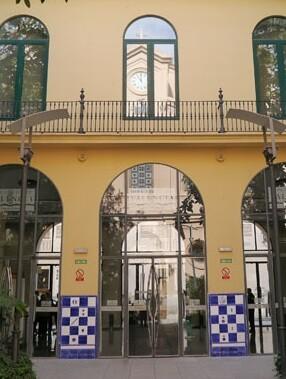 El Museu Valencià d'Etnologia.