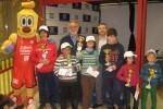 El Torneo de Ajedrez Escolar de Nuevo Centro llega a su octava jornada.
