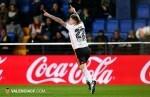 El Valencia vence al Villarreal 0-2 y logra tres importantes puntos.