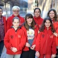 El equipo femenino del C.D. Basilio vence en su primer encuentro.