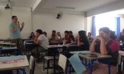El investigador José Víctor Orón desarrolla un programa de educación emocional en Brasil (1)