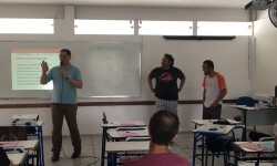 El investigador José Víctor Orón desarrolla un programa de educación emocional en Brasil (3)