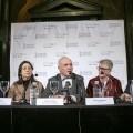 El secretario autonómico de Cultura ha presentado las actividades del Institut Valencià de Cultura en Valencia.