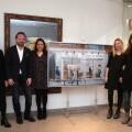 Elena Soria, Alejandro Segrelles, Viki y Vero Pons y Virginia Kelle