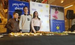 Exposición de Pequeño Deseo en las Cervezas del Mercado con los componentes valencianos de Masterchef junior (20)