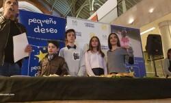 Exposición de Pequeño Deseo en las Cervezas del Mercado con los componentes valencianos de Masterchef junior (22)