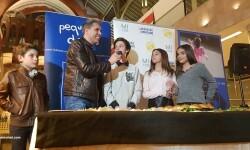 Exposición de Pequeño Deseo en las Cervezas del Mercado con los componentes valencianos de Masterchef junior (25)
