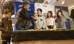 Exposición de Pequeño Deseo en las Cervezas del Mercado con los componentes valencianos de Masterchef junior (27)