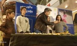 Exposición de Pequeño Deseo en las Cervezas del Mercado con los componentes valencianos de Masterchef junior (29)