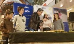 Exposición de Pequeño Deseo en las Cervezas del Mercado con los componentes valencianos de Masterchef junior (30)