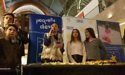 Exposición de Pequeño Deseo en las Cervezas del Mercado con los componentes valencianos de Masterchef junior (32)