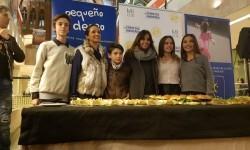 Exposición de Pequeño Deseo en las Cervezas del Mercado con los componentes valencianos de Masterchef junior (33)