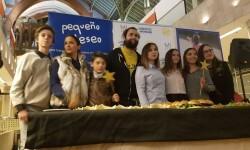Exposición de Pequeño Deseo en las Cervezas del Mercado con los componentes valencianos de Masterchef junior (34)