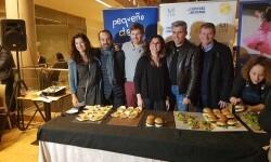 Exposición de Pequeño Deseo en las Cervezas del Mercado con los componentes valencianos de Masterchef junior (38)