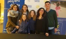 Exposición de Pequeño Deseo en las Cervezas del Mercado con los componentes valencianos de Masterchef junior (4)