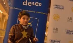 Exposición de Pequeño Deseo en las Cervezas del Mercado con los componentes valencianos de Masterchef junior (47)